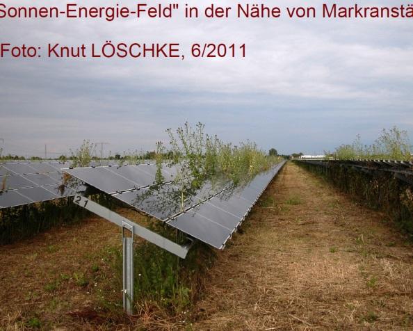 How solar energyfails