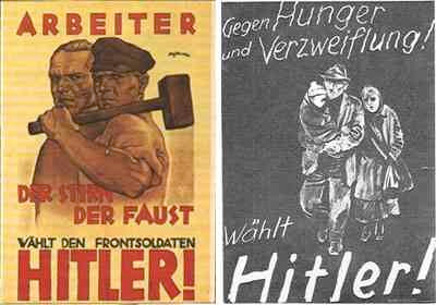 Socialists become incandescent when reminded of the socialist roots ofNazism