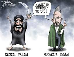 The Religion of Peace, soon near you
