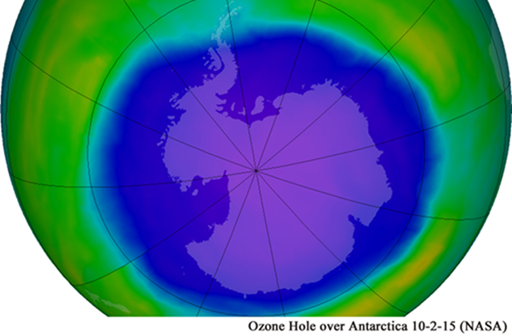 s blog another year has passed and that stubborn ozone hole over antarctica refuses to go away data from the national aeronautics and space administration nasa