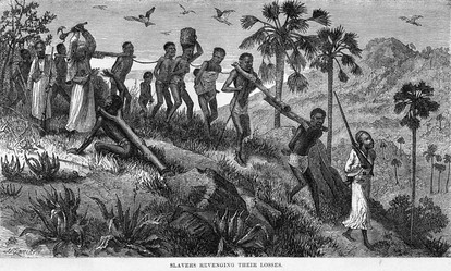 Did Africans Sell Africans Into Slavery?