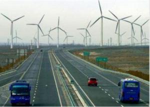 Wind Powered Energy