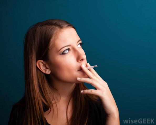 Smokers in clinical studies who say they've quit often haven't